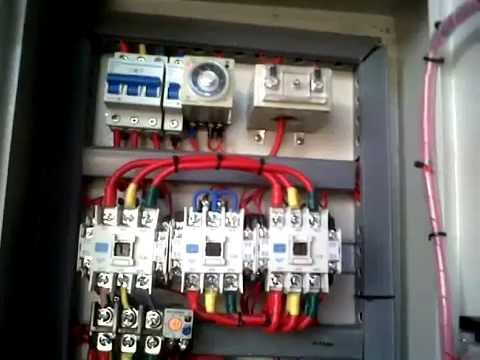 Harbor Breeze Ceiling Fan Wiring besides Contactor Bwiring also D Cw Motor Single Phase V Questions Img Anno in addition D V Phase Rotary Converter Help Converter Concept besides Hqdefault. on wiring 3 phase contactor and motor