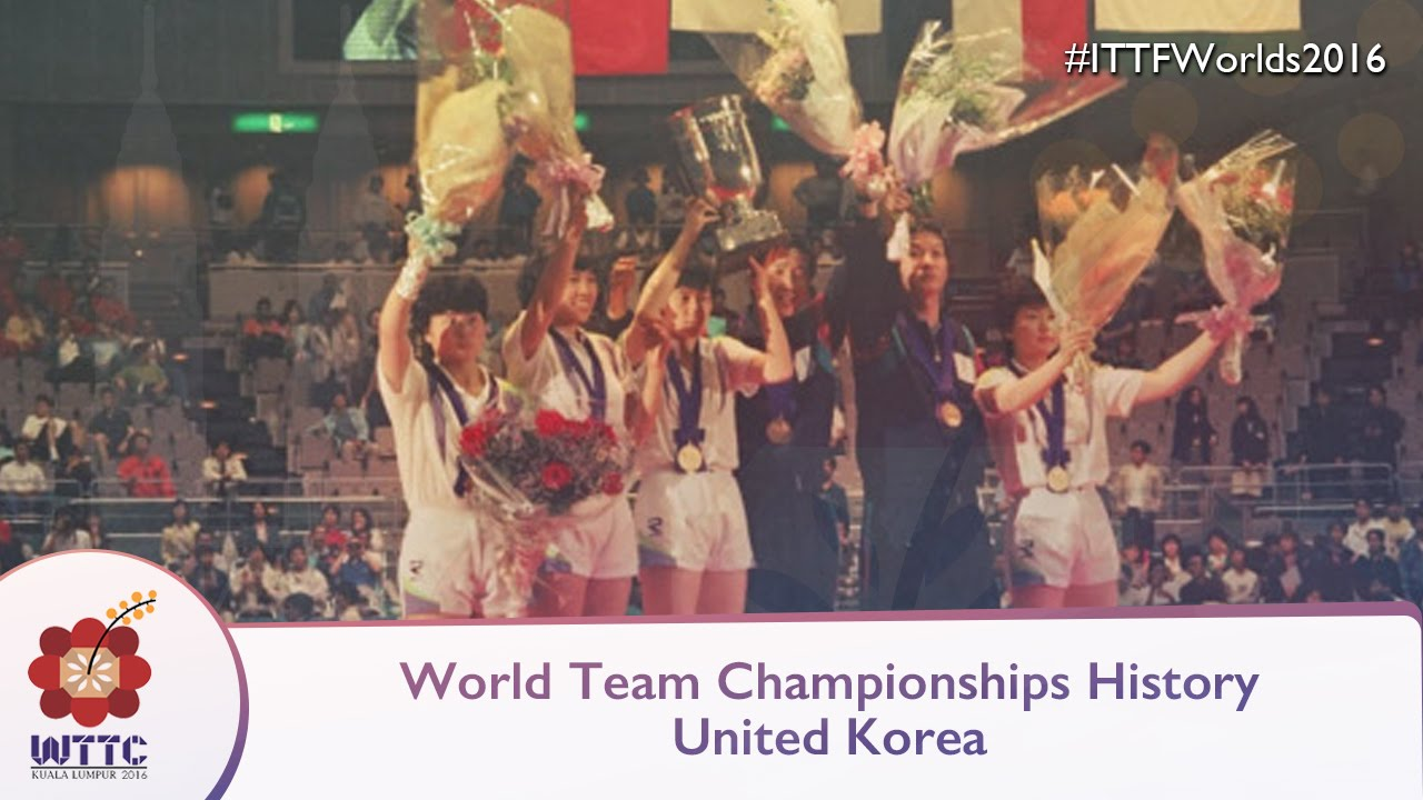 World Team Champs History - United Korea