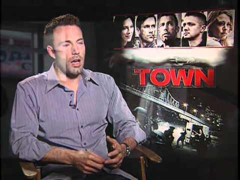 The Town Interview With Ben Affleck, Jon Hamm, Jeremy Renner
