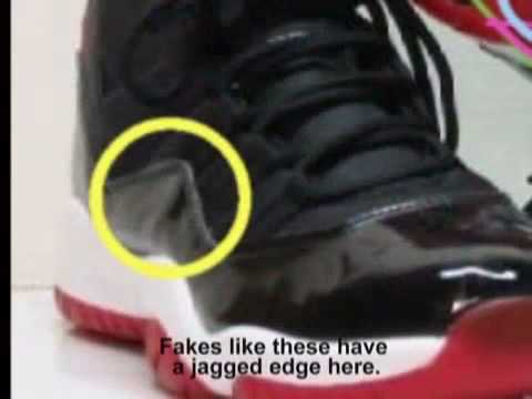How to Spot Fake Air Jordans vs Authentic Jordan Shoes