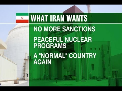 High Stakes Negotiations With Iran