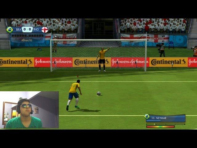 fifa world cup 2014 gameplay em português