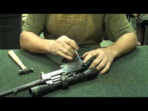 Gunsmithing Disassembly: Winchester Model 88 (.308) Part 1 (Gunworks)