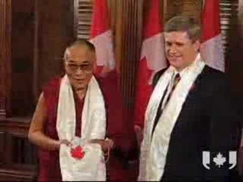 Prime Minister Stephen Harper Ignores China Bullying