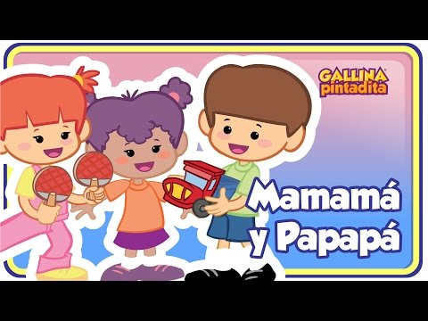 Mamama Papapa -  Gallina Pintadita 3 OFICIAL - Español thumbnail