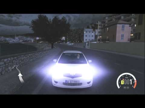 Forza Horizon 2 - Drivable Traffic Cars Mod