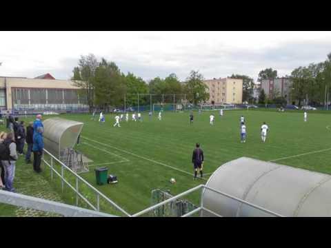 Sestřih branek U15 Vítkovice - FCB 2:11 (0:7)