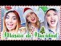TAG Canciones de NAVIDAD 🎄🎅🏼 Carpool Karaoke  Nancy Loaiza -