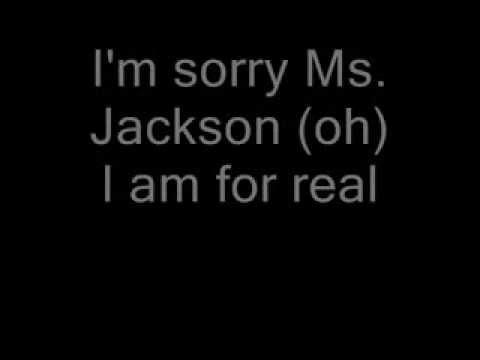 Mattyb Ms.  Jackson (Lyrics)