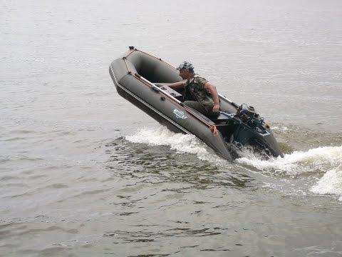 необходимая мощность для лодки