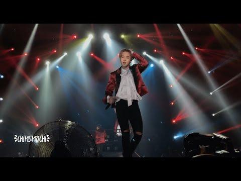 BTS - BOY IN LUV + DANGER HD (Jakarta Wings Tour 2017) 170429