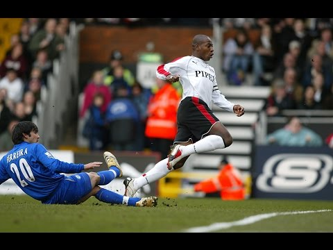Luis Boa Morte v Chelsea