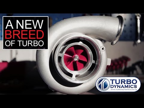 New Breed Of Turbo!  -  Hybrid Turbos
