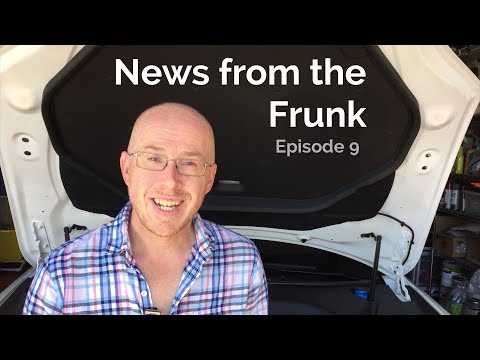 News From The Frunk Episode 09 - Gigafactory, BMW, Audi and Superchargers