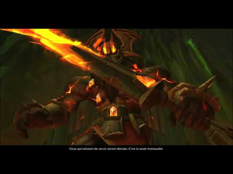 World of Warcraft - La mission d'Aggramar [FR]