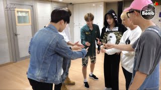 download lagu Bangtan Bomb '뱁새' Dance Practice 흥 Ver. - Bts gratis
