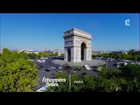 Paris - Echappées belles