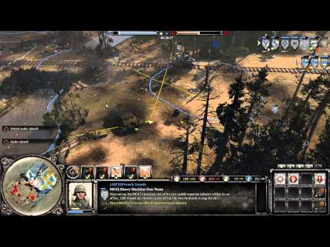 Company of Heroes 2 Online #10 Wehrmacht vs Soviets Live Commentary