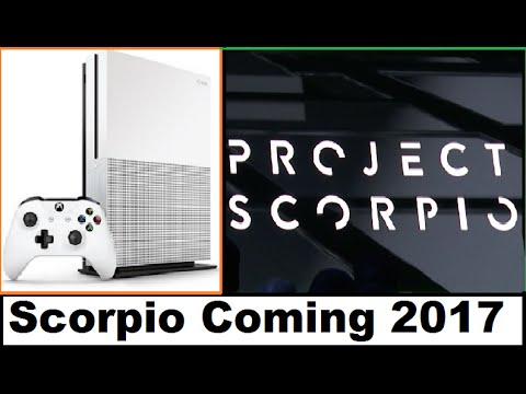 Xbox One Scorpio.The Most Powerful Console Ever. Xbox One Scorpio Reaction. Xbox Scorpio Coming 2017