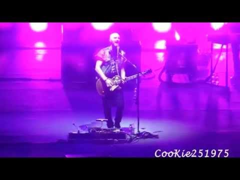 The Script - We Cry - No Sound Without Silence Tour - Live in Malaysia