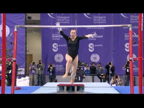 Niamh Rippin (GBR) Uneven Bars