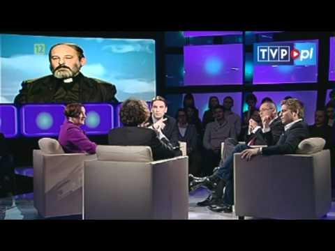 Tomasz Lis na żywo - Homoseksualne lobby w Kościele?