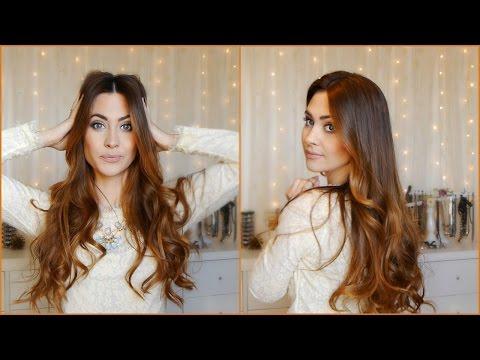 Los vídeos caen muy fuerte los cabellos que hacer