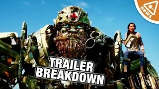 8 Things the New Transformers Trailer Ripped from Other Movies! (Nerdist News w/ Jessica Chobot)