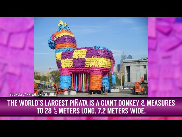 10 Of The Largest Things In The World