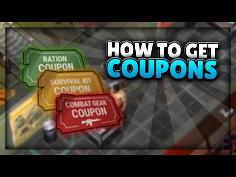 HOW TO GET COUPONS + BUYING NEW CRATES   UPDATE 1.5.6   Last Day On Earth: Survival