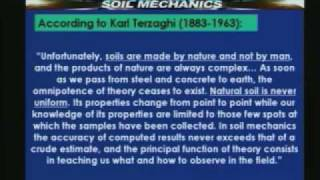 Civil - Soil Mechanics