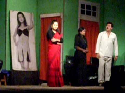 Assam Mobile Theatre (manisha Ragini Acted In Drama Apriyo) video