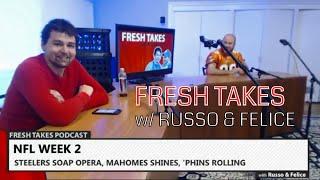 Syracuse football on the rise, Autumn  & Dewyane Wade's last year .::. Fresh Takes Podcast 9/18/18