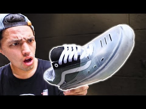 Skate Shoe Protector!! *NO MORE RIPPING!*