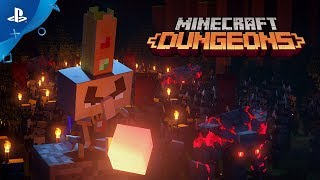 Minecraft: Dungeons Opening Cinematic | PS4