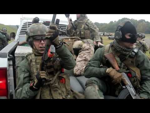 Tactical Response - High Risk Civilian Contractor - CQB (Raids and Rescues) 2012 Image 1