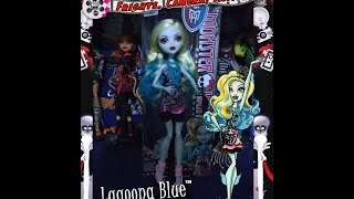 Monster High Frights Camera Action Lagoona Blue Türkçe Tanıtım