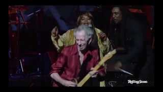 Watch Keith Richards Happy video