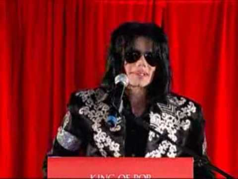 Michael Jackson : 'This Is It!' - Announcement Conference