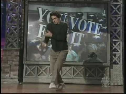 David Elsewhere on the Jay Leno Show