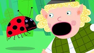 Ben and Holly's Little Kingdom | Gaston Goes To School | Cartoon for Kids