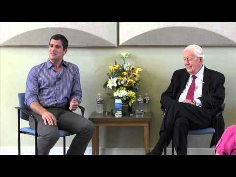 John Newton - Hope For Humanity:  Peace Forum with Ambassador John McDonald