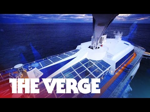 The most technologically advanced cruise ship in the world - Top Shelf
