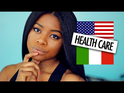 ITALY VS USA | HEALTH CARE (IN-DEPTH)