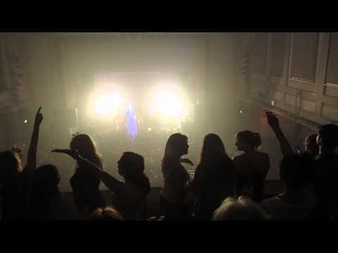 Beady Eye gig - Holly Willoughby, Liam Gallagher & Nicole Appleton partying - rock n roll