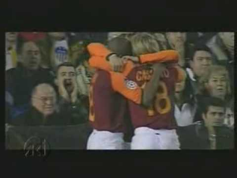 Top striker Francesco Totti sends greetings to Iranian youth Video