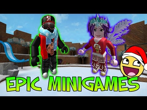 ROBLOX: Death Run FAIL || EPIC MINIGAMES!!