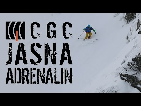 CGC Jasna adrenalin (freeride world qualifier) 2015