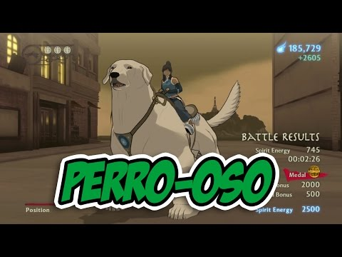 La leyenda de Korra Gameplay PS4 | The legend of Korra.