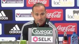 """Nino: """"Más allá de la victoria, el equipo ha recuperado la intensidad de las primeras jornadas"""""""